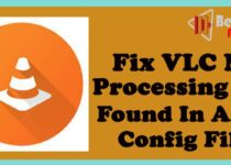 Fix VLC No Valid Processing Key Found in AACS Config File