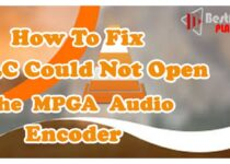 fix VLC could not open the MPGA audio encoder