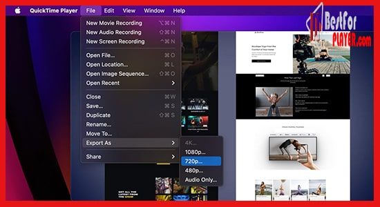 How to Compress a QuickTime Video